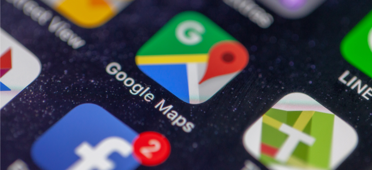 New on Google Maps. The company tests navigation in augmented reality