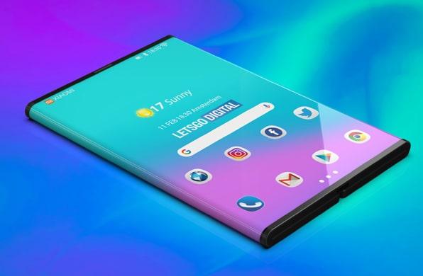 Xiaomi składany ekran