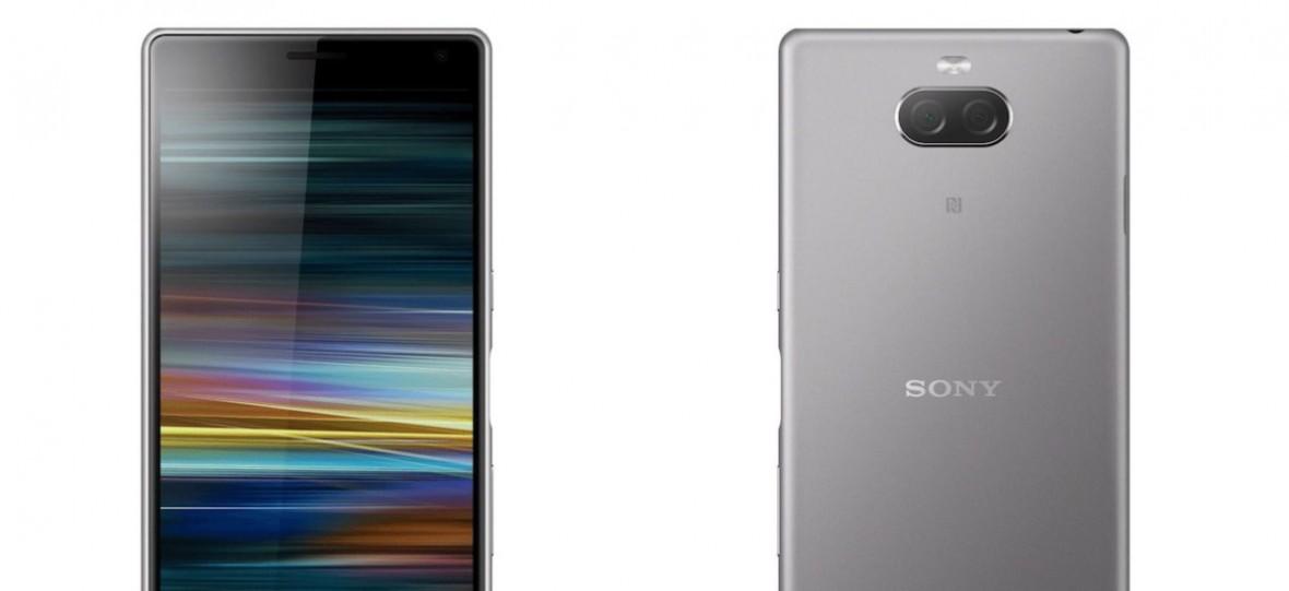 Sony w końcu usunęło prawie wszystkie ramki. Oto Xperia XA3 z ekranem o kinowych proporcjach