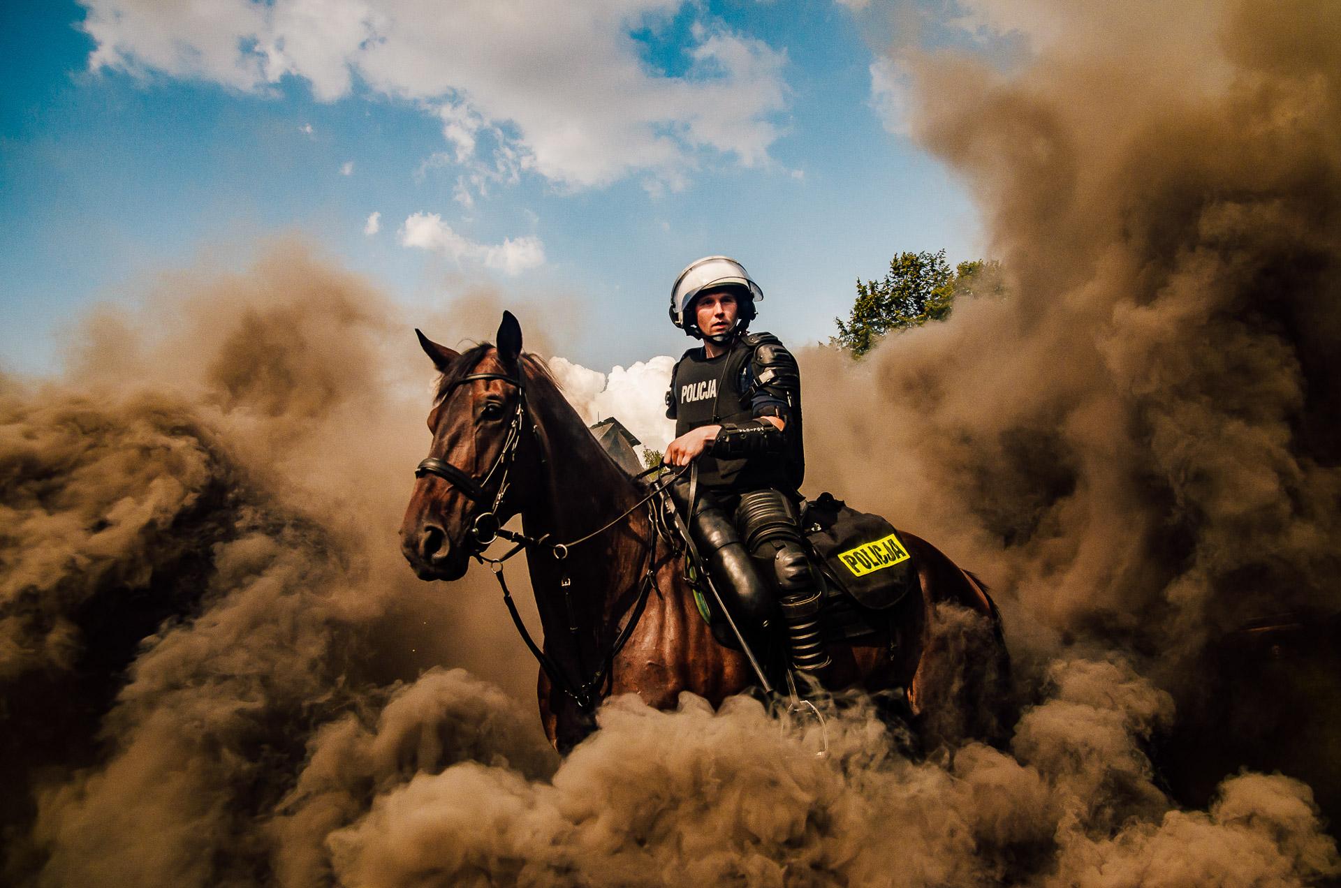 Fot. Piotr Cyganik, Sony World Photography Awards 2019.