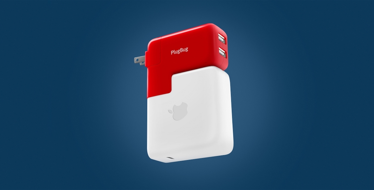 twelve south plugbug duo ładowarka macbook adapter usb