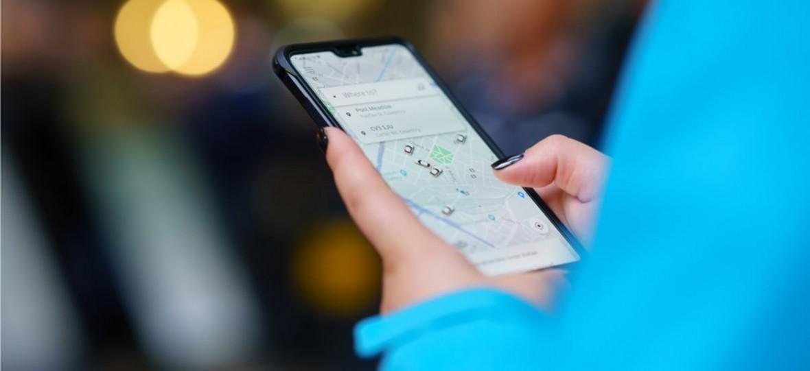 Uber nie chce być już aplikacją do zamawiania taksówek. Chce być aplikacją do poruszania się