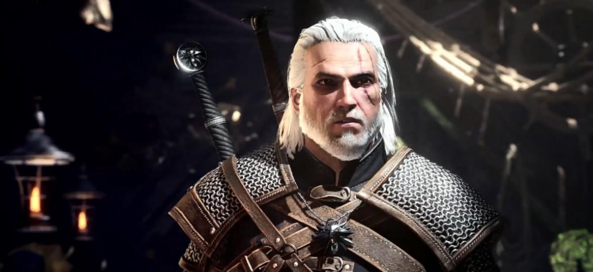 Drżyjcie potwory. Wiedźmin Geralt zawitał do Monster Hunter: World