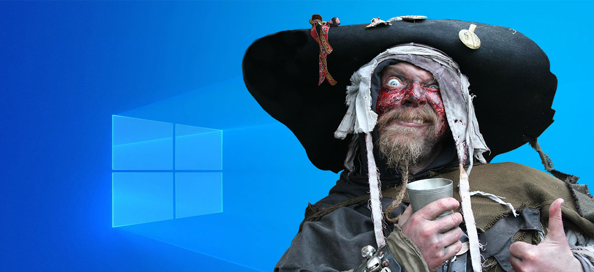 The official Microsoft store sold me illegal software - a real story