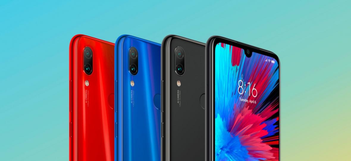 Oto Xiaomi Redmi Note 7 i Note 7 Pro. Jeśli klienci nie pomylą go z Huaweiem, będzie murowany hit