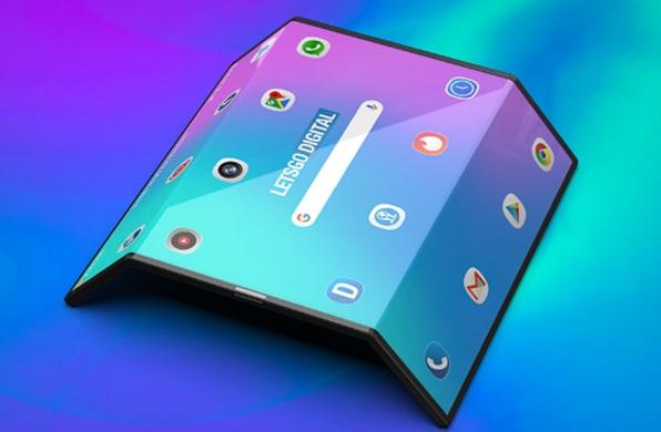 Xiaomi składany telefon