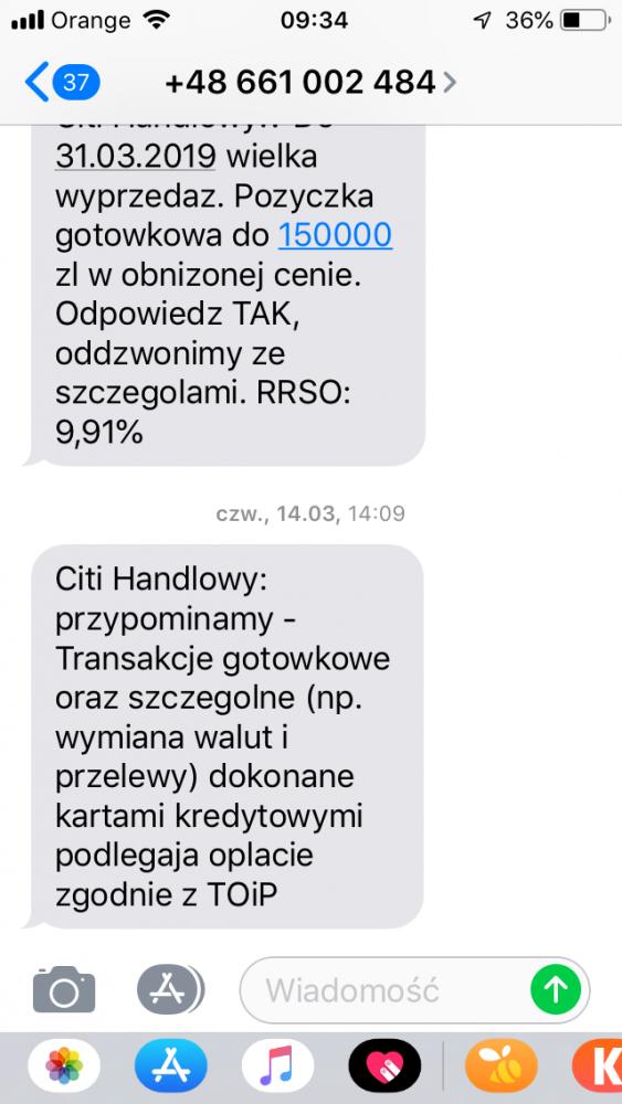 CitiHandlowy bierze aż 8 proc. prowizji za doładowanie Revoluta