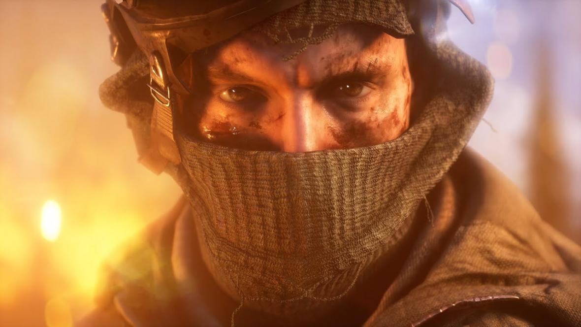 Firestorm – tryb battle royale do Battlefield V – na pierwszym zwiastunie. Wygląda kapitalnie!