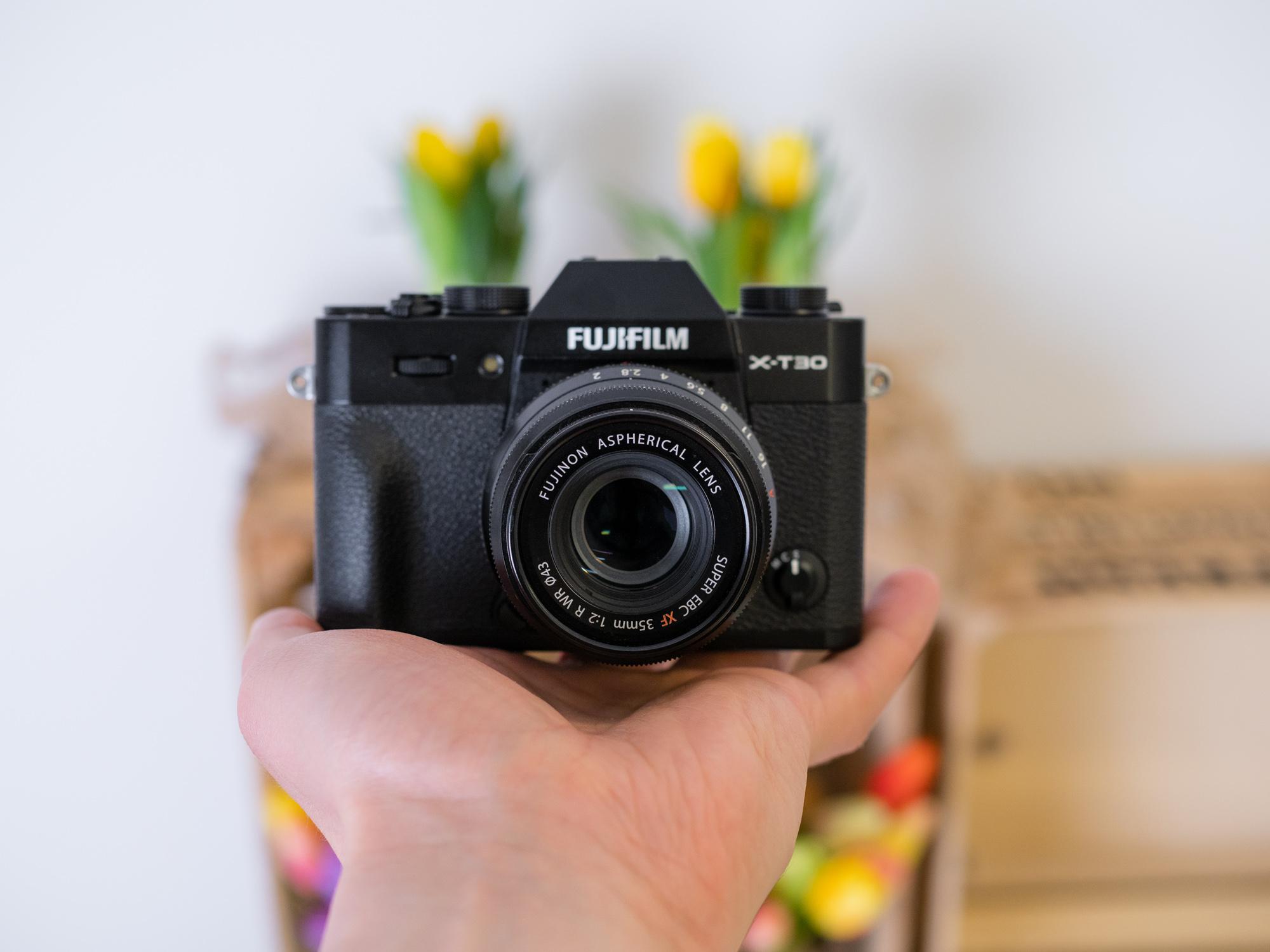 Fuji X-T30 - opinia