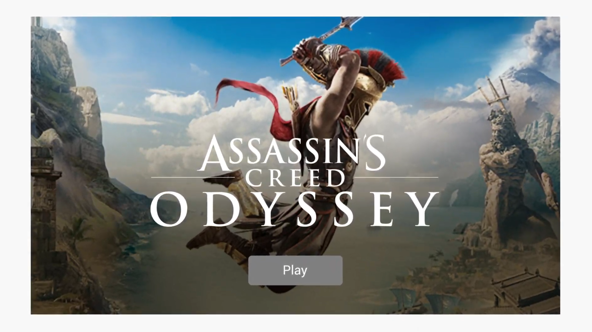 Google Stadia Assassin's Creed