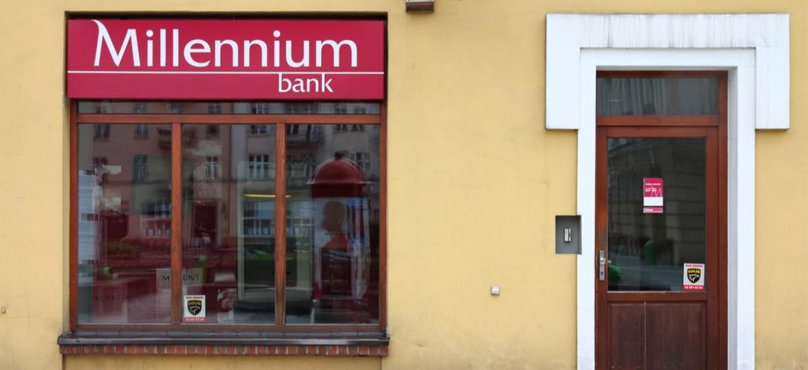 Bank Millennium pokazał nową apkę. Wygląda tak, że zacząłem rozważać zmianę banku