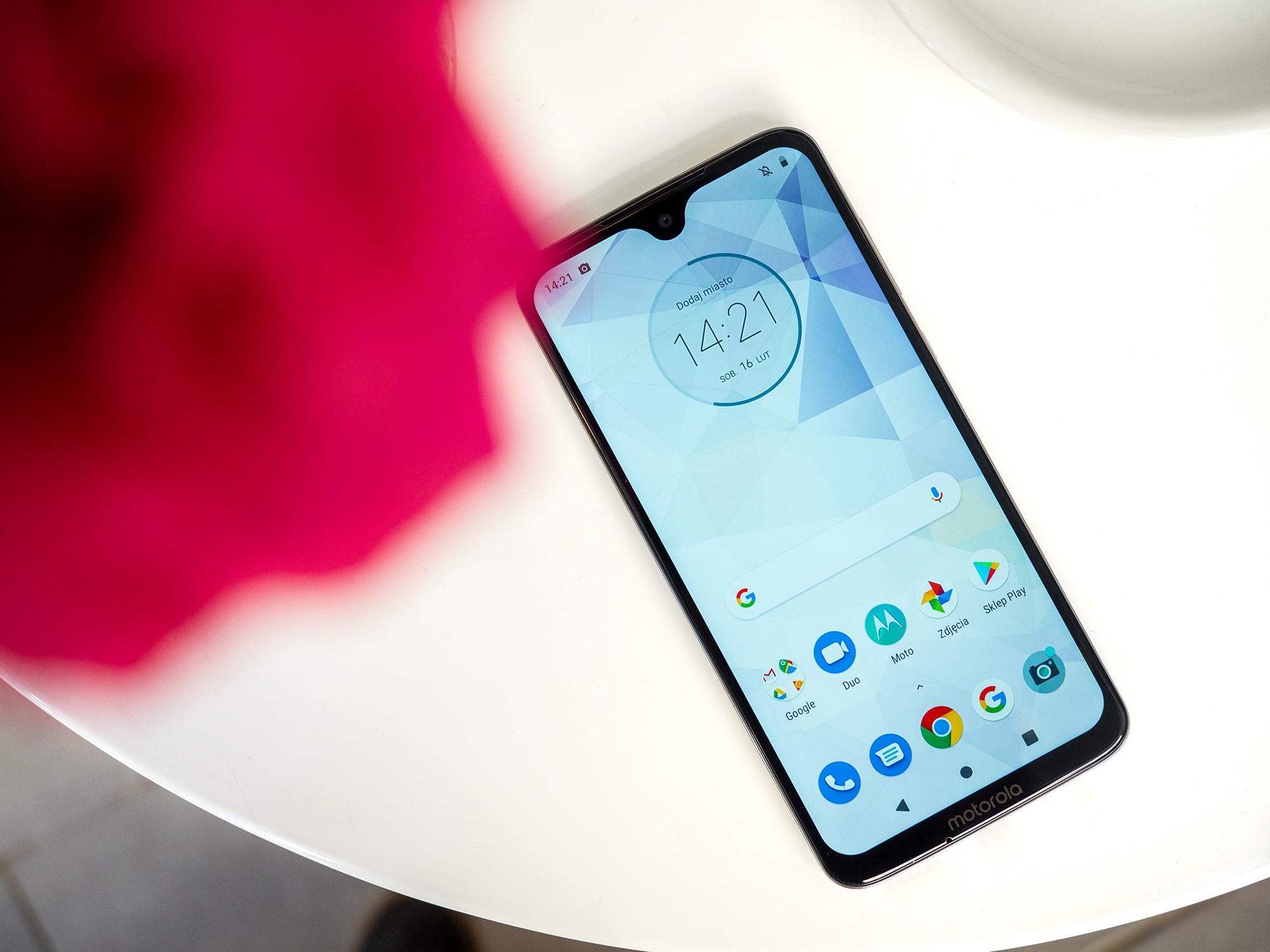 Moto G7 i Moto G7 Plus - recenzja