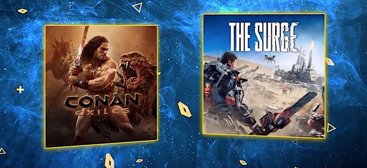 Nowe darmowe gry z PS Plus to Conan Exiles i The Surge. Sony stawia na dobry trening przed Sekiro