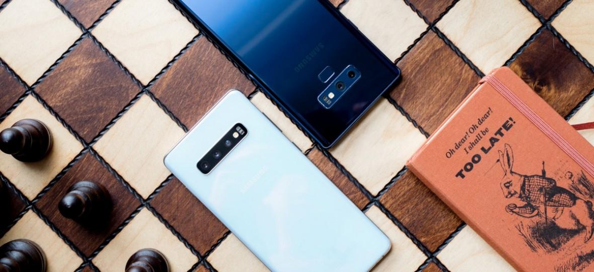 Samsung czy Samsung – oto jest pytanie. Galaxy S10 Plus kontra Galaxy Note 9