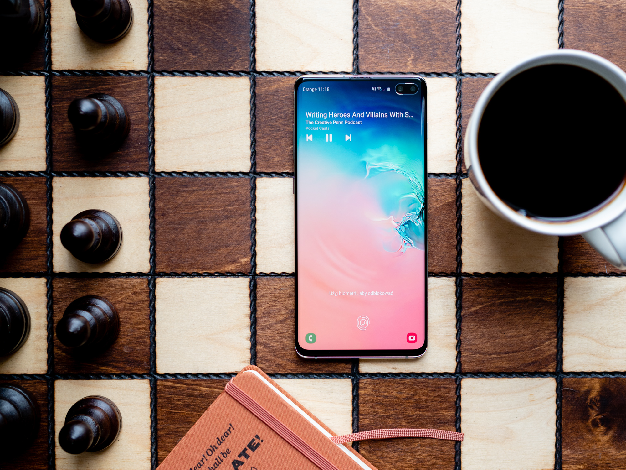 Galaxy S10 Plus opinie