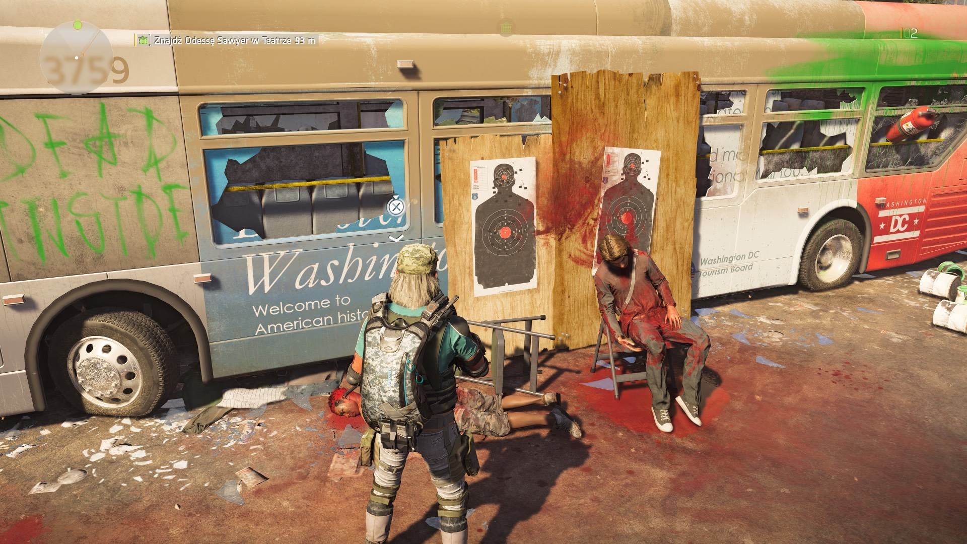 The Division 2 Waszyngton