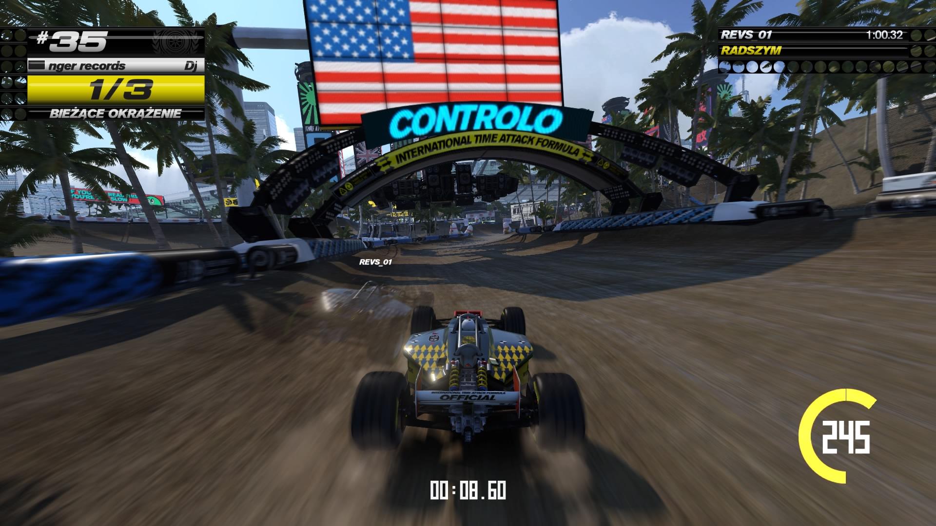 Trackmania Turbo PS Plus