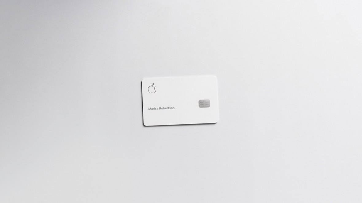 Jest tytanowa, nie ma numeru, podpisu, ani kodu CVV. Oto Apple Card