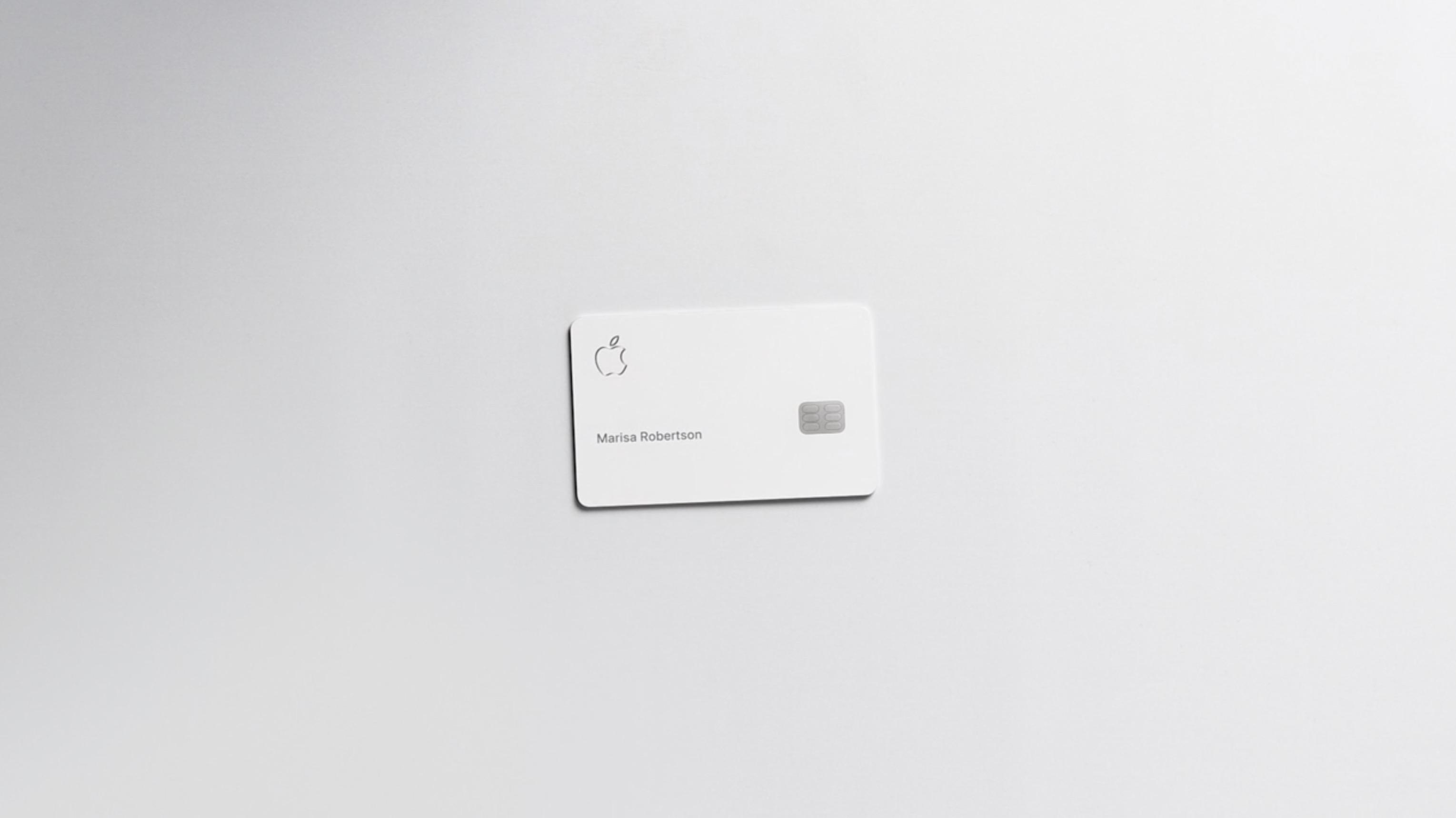 It s titanium, has no number, no signature, no CVV code. Here s the Apple Card