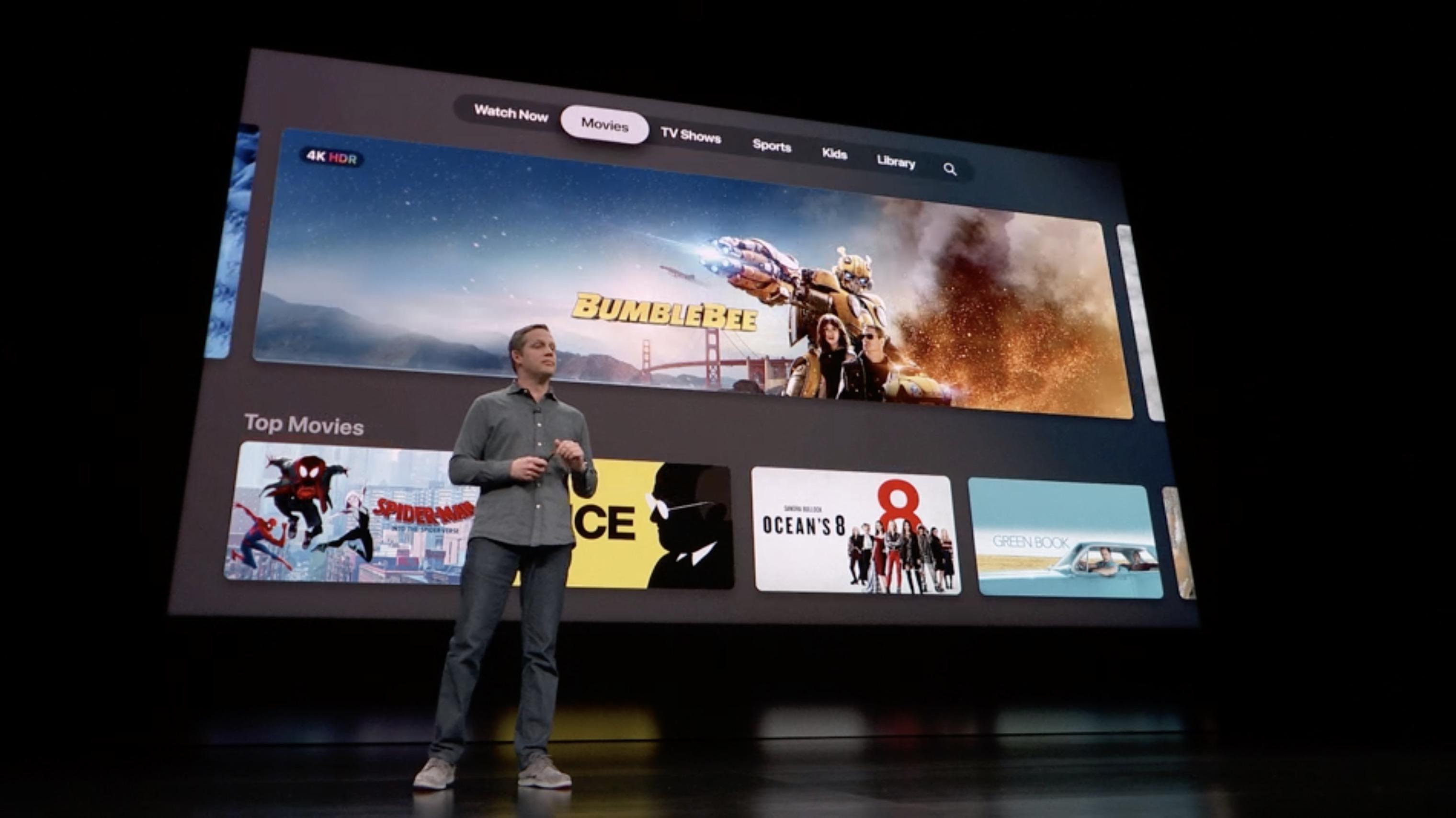 Oto Apple TV+. Usługa, która powalczy z Netfliksem i HBO Go