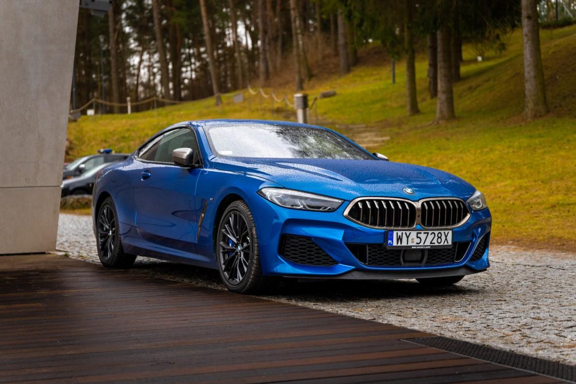 To iPhone świata motoryzacji. Sprawdzamy nowości w BMW serii 8 i w nowym X5