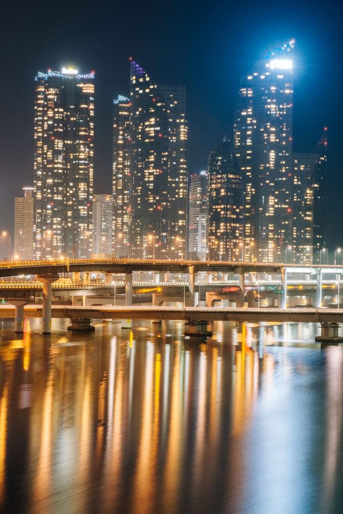 Busan, Korea Południowa, fot. Krzysztof Basel
