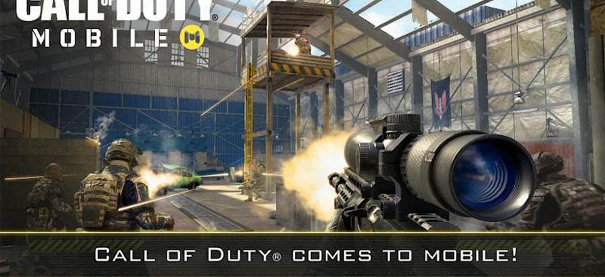 To musiało tak się skończyć. Call of Duty trafi na telefony i tablety