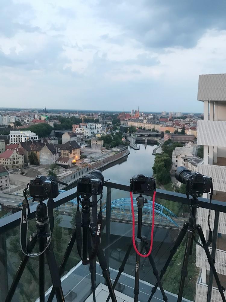 Testy są świetną motywacjądo odwiedzania niecodziennych miejsc, aby wykonać zdjęcia. Fot Krzysztof Basel