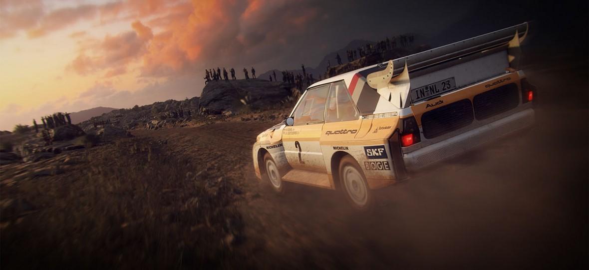 Dirt Rally 2.0 to najlepsza gra rajdowa w historii
