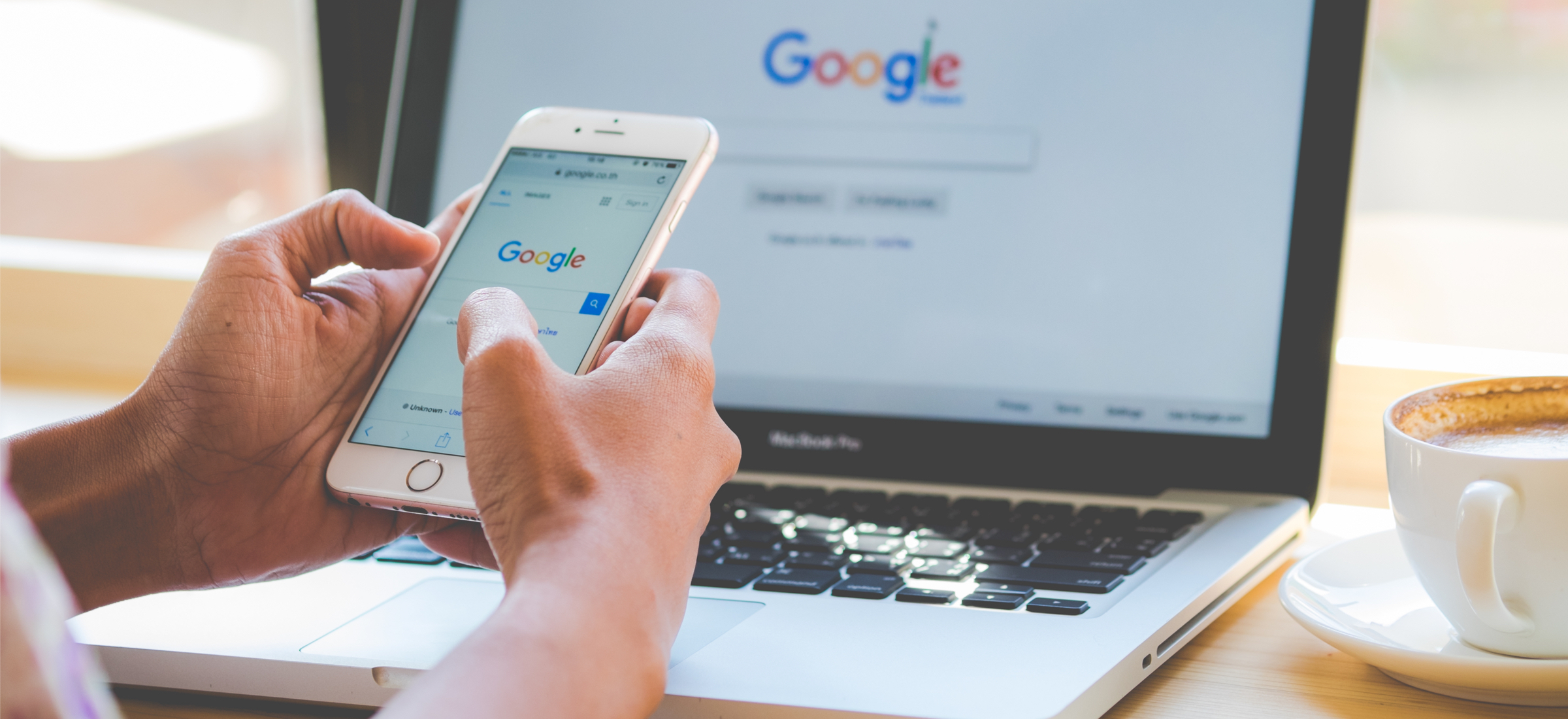 The lightweight Google search engine is now available. This is how Google Go works and looks