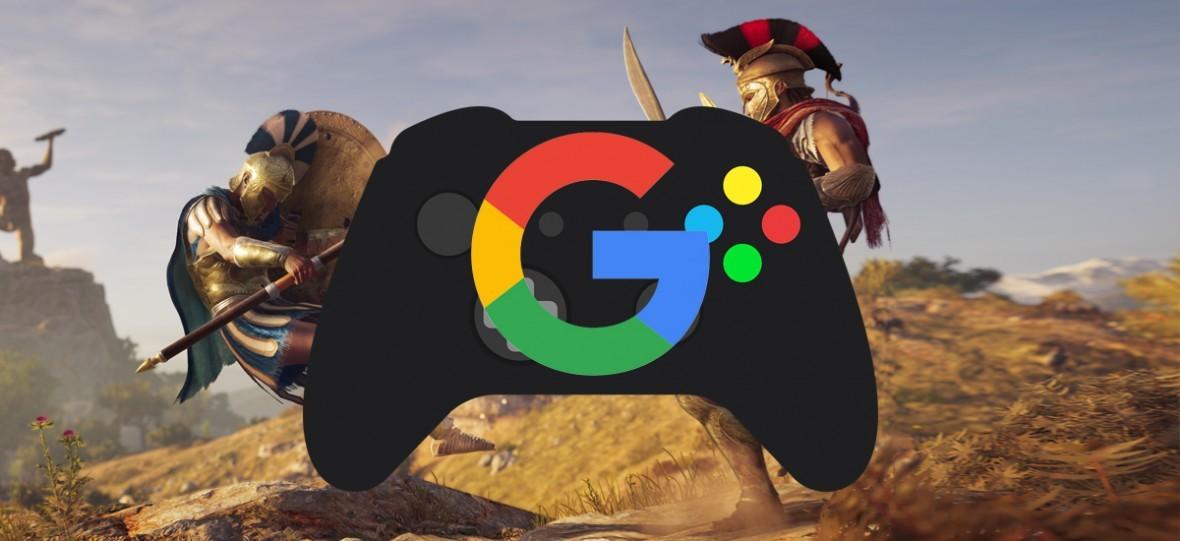 Strumieniowanie gier od Google'a – wszystko, co już wiemy o nowej usłudze