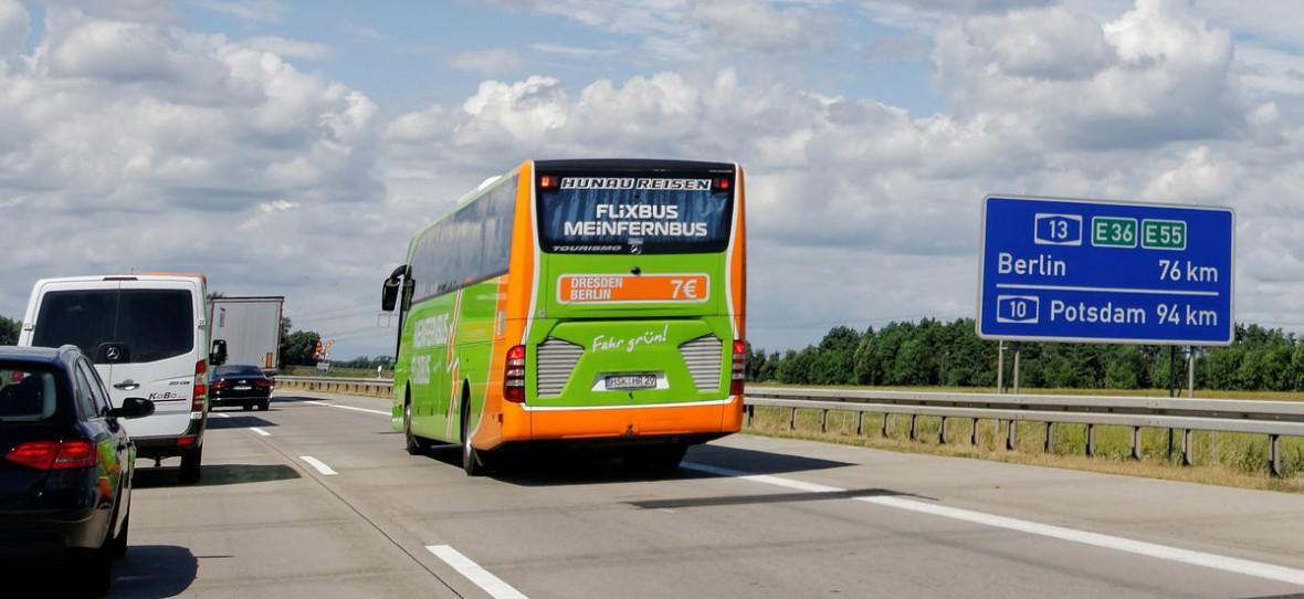 FlixBus stanie się autokarowy gigantem. Właśnie zaczął rozmowy zmierzające do przejęcia Eurolines