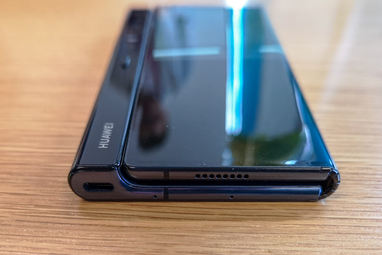Huawei Mate X - pierwsze wrażenia Spider's Web