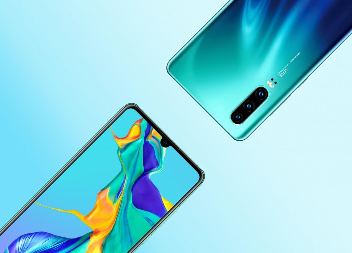 Huawei popsuł niespodziankę. Tak wyglądają Huawei P30 i P30 Pro