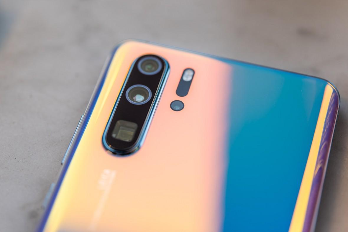 Nie ma niespodzianki. Wszystkie cztery matryce w nowym Huaweiu P30 Pro wyprodukowało Sony