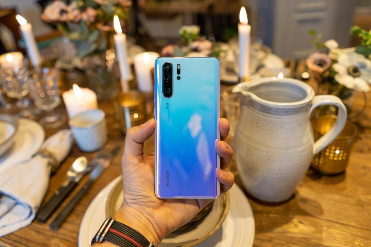 Huawei P30 Pro to nie tylko świetny smartfon, ale też genialne narzędzie pracy