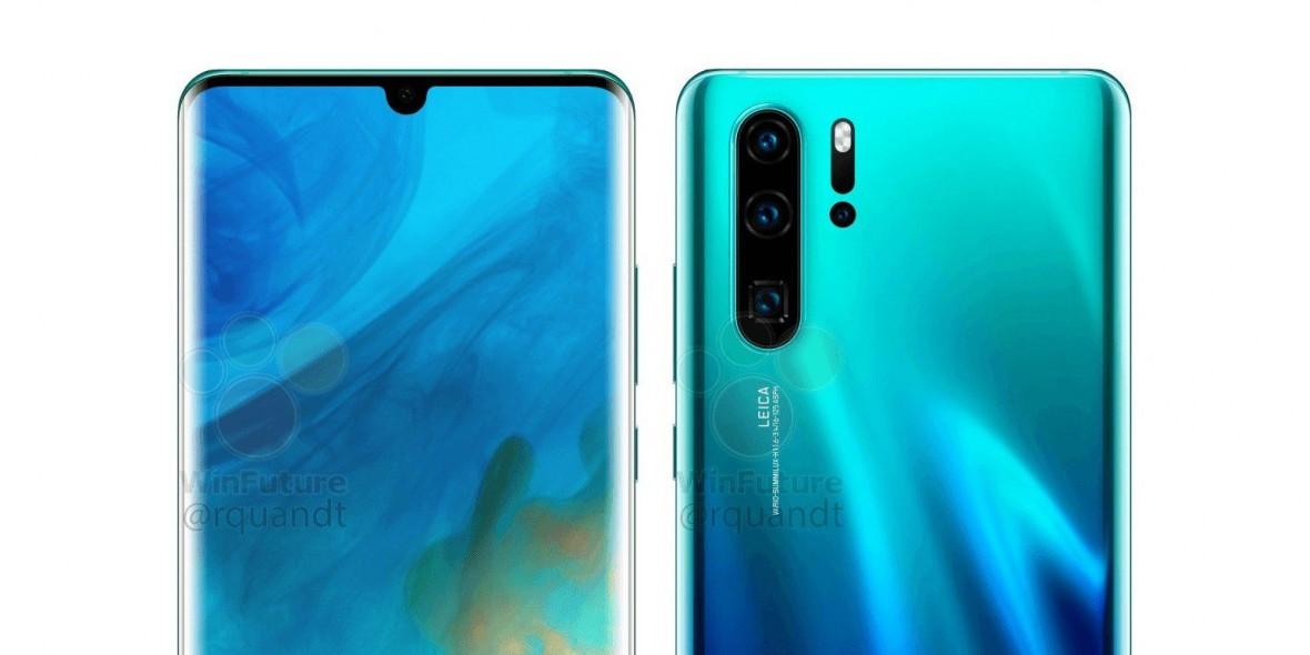 Huawei P30 i P30 Pro bez tajemnic. Wyciekły specyfikacje chińskiej odpowiedzi na Galaxy S10