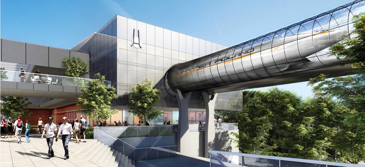 From Warsaw to Krakow in an hour? The Polish hyperloop instantly collects cash for the first tests