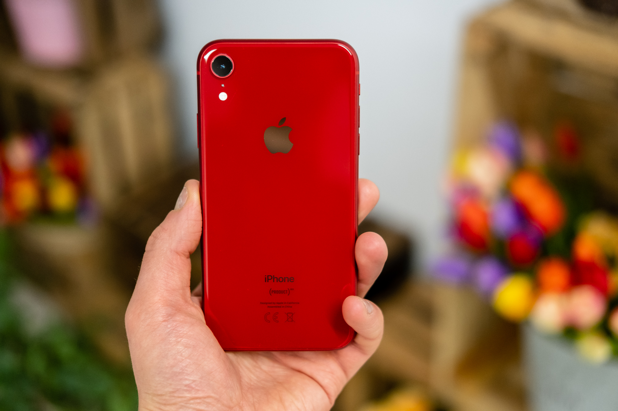 iPhone XR opinie