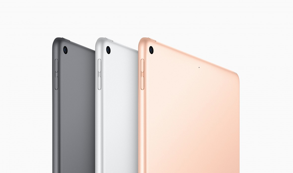 Oto nowy iPad Air. Trochę większy, trochę mocniejszy i znacznie droższy