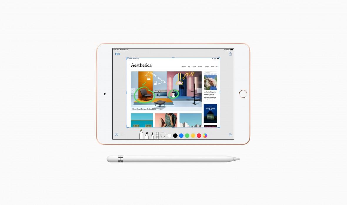 Niespodzianka – Apple właśnie zaprezentował nowego iPada mini