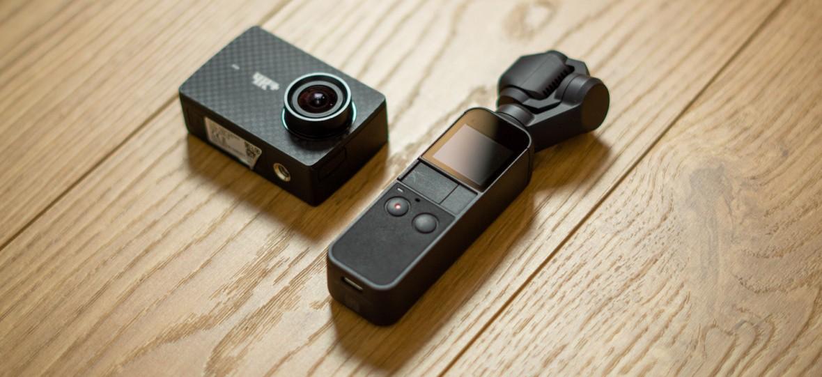 Foto-środa: czy mała kamerka może zastąpić dużą, czyli kulisy pracy w mediach