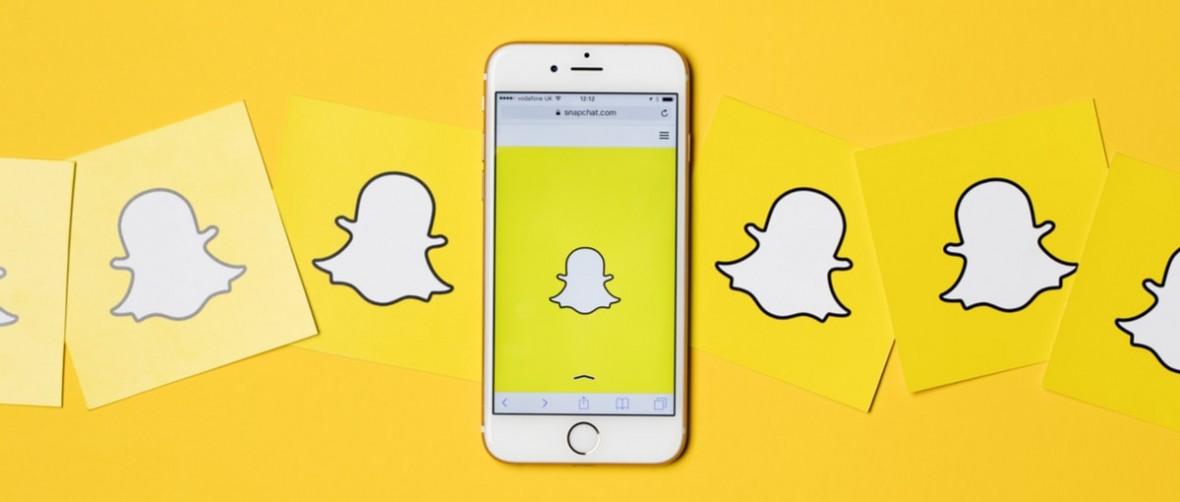 Suwak wieku to nowy hit Snapchata. Pozwala płynnie zmieniać wiek