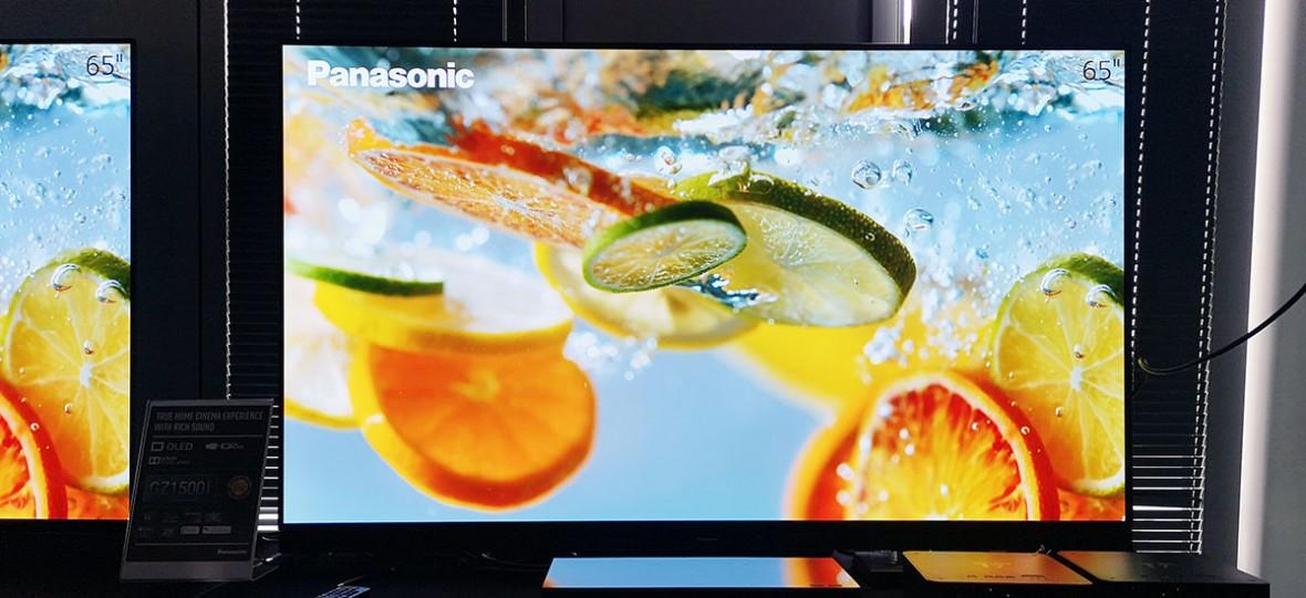 Panasonic całkowicie rezygnuje z paneli LCD w swoich telewizorach z wysokiej półki