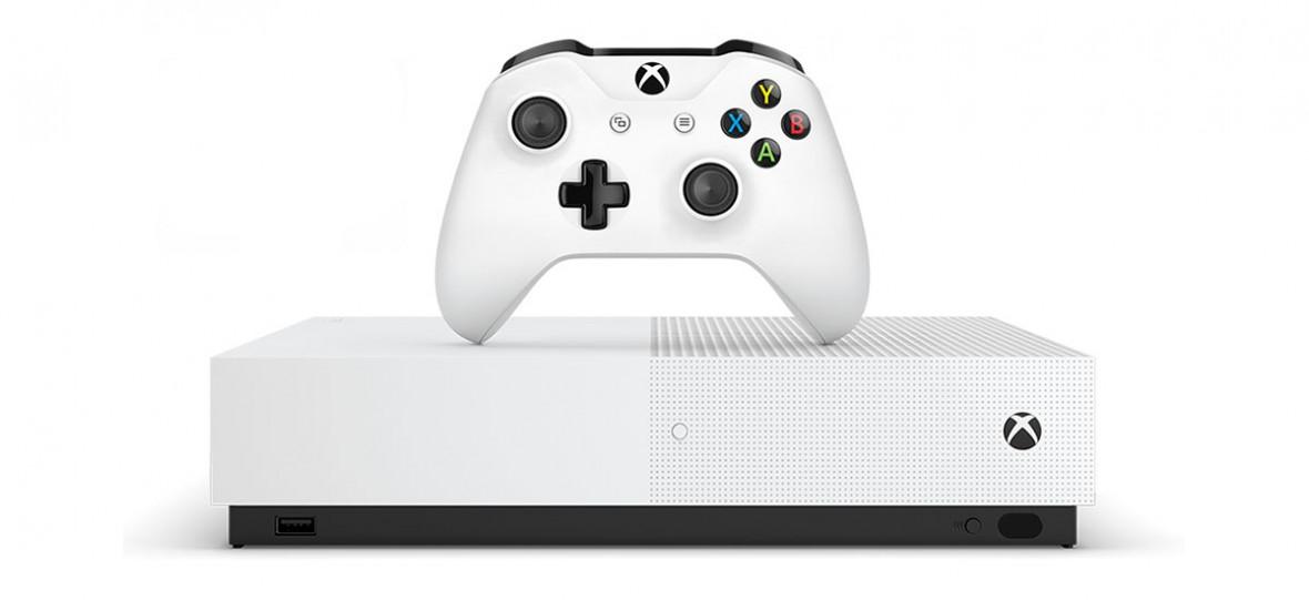 Pozbawiony napędu Xbox One S zadebiutuje po majówce. Z trzema grami i bardzo pojemną pamięcią