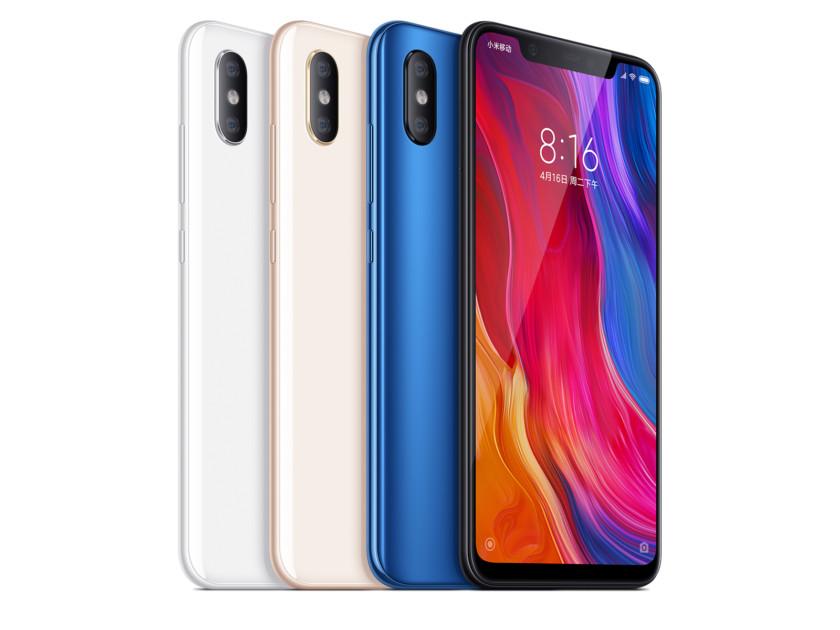 Jaki smartfon do 1500 zł - Xiaomi Mi8