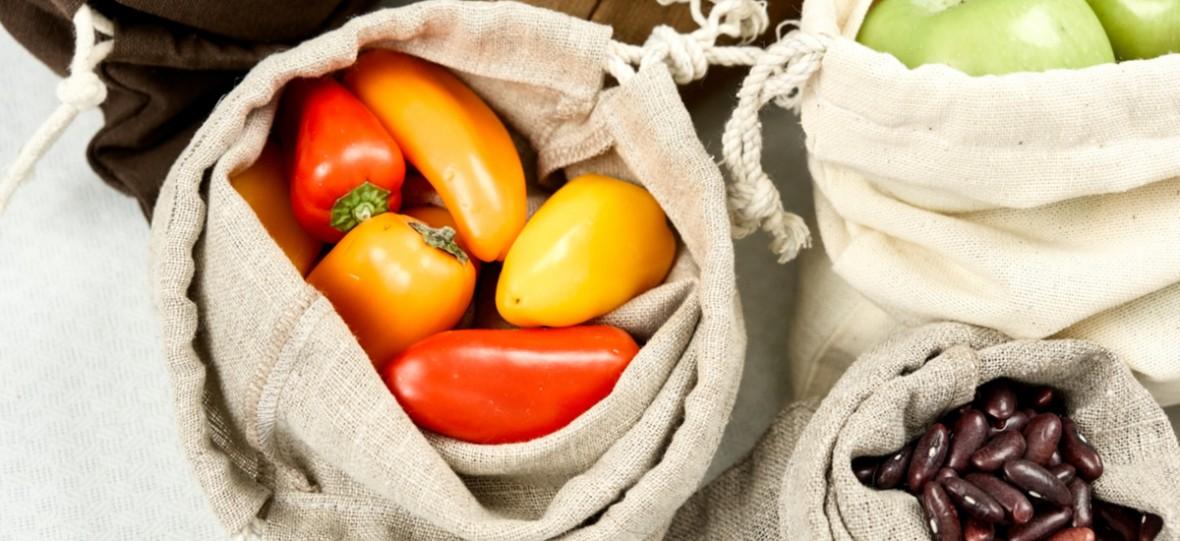 Chciałbym być eko, ale żyję w kraju, gdzie nawet cebulę sprzedają w foliowych workach