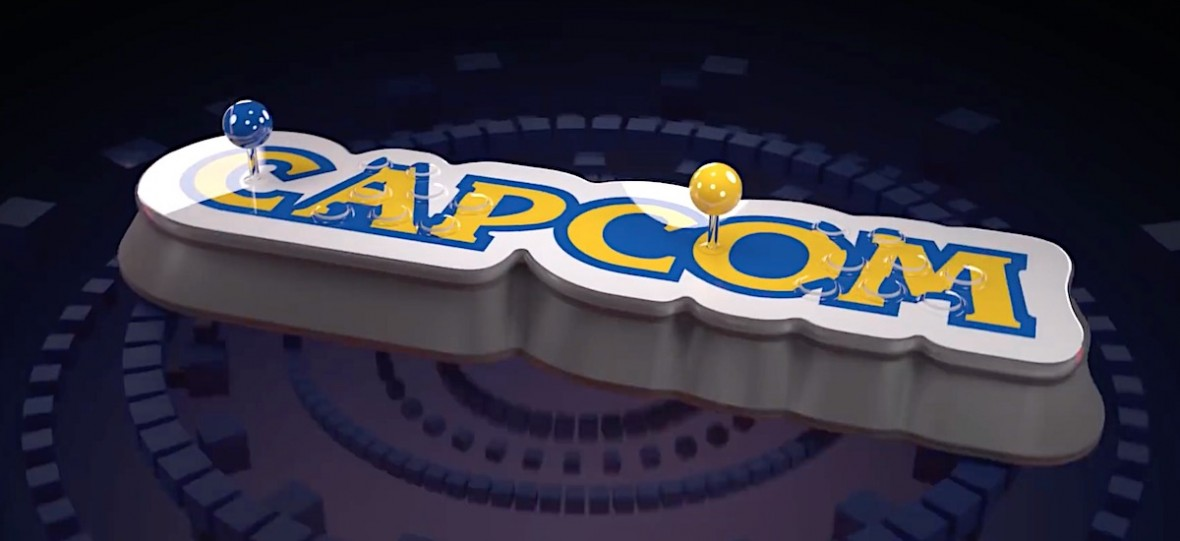 "Capcom pokazuje własną ""konsolę"". Capcom Home Arcade to kontroler arcade stick z grami, podłączany do TV"
