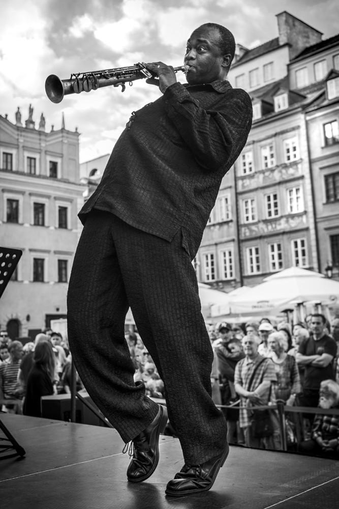 Grand Prix MK Jazz Foto. James Carter. fot. Rafał Nowak