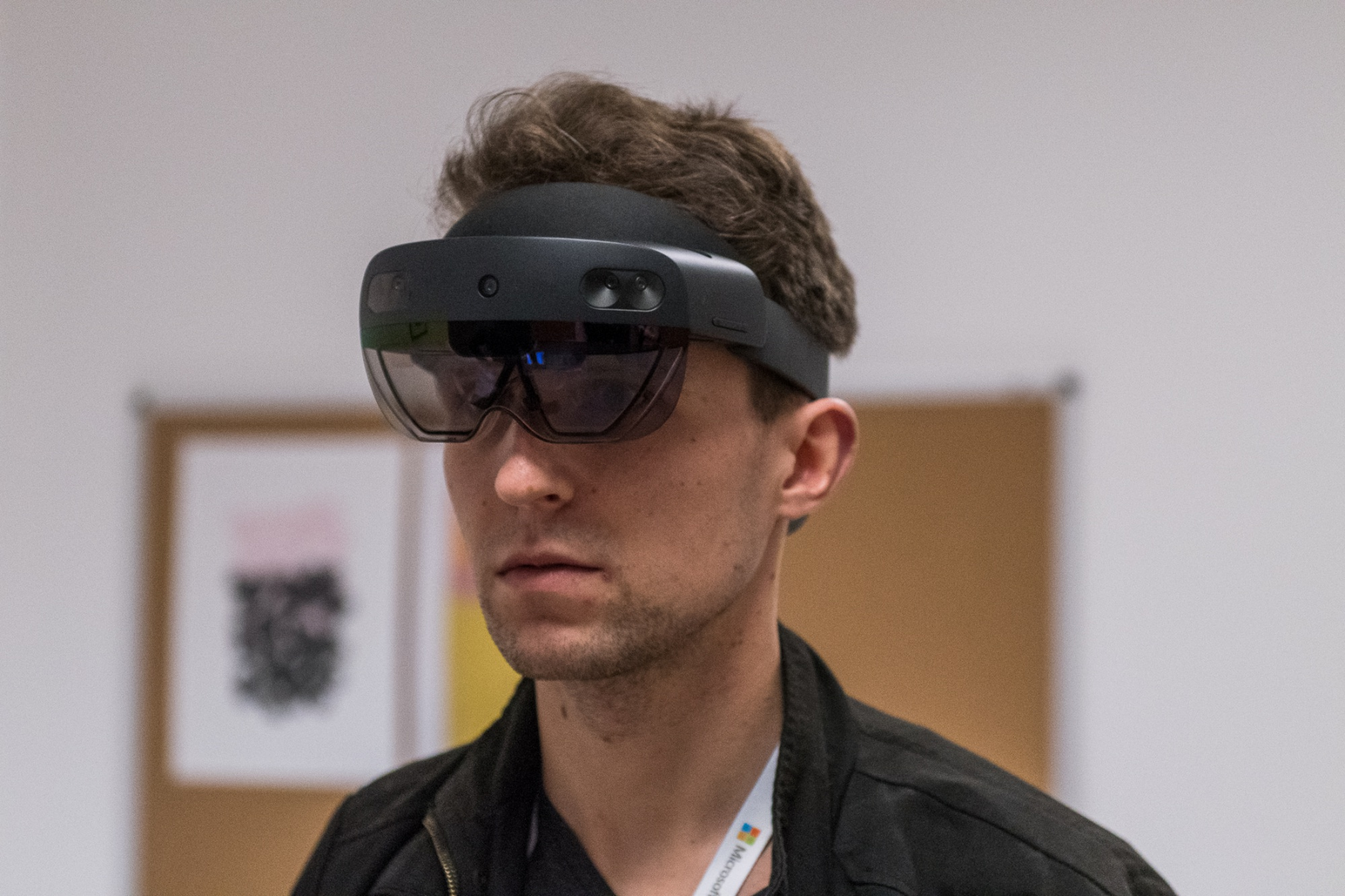 Only with us: I ve created Hololens 2 goggles  This gadget will really  change the world
